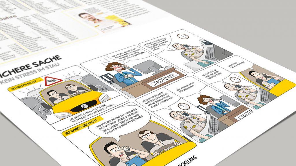 Comic_Mitarbeiterzeitung