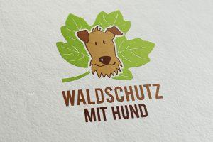 Waldschutz_mit_Hund_Logo